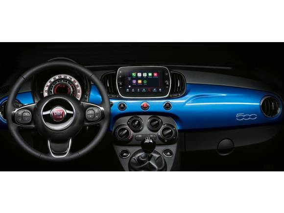Fiat 500 Mirror: serie especial cargada de tecnología