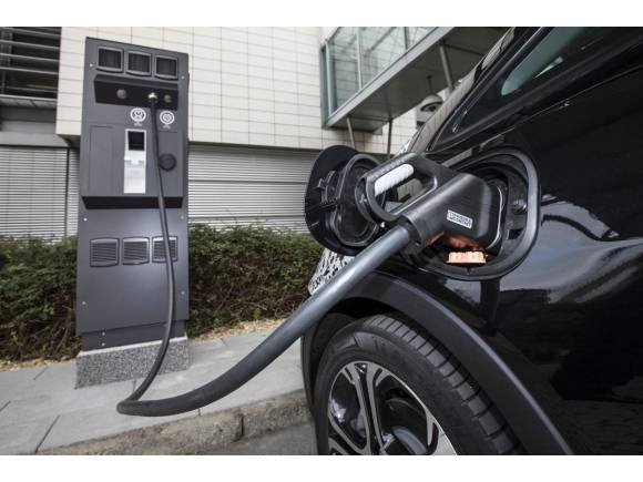 Puntos de recarga para coche eléctrico