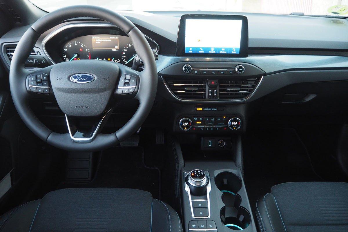 Prueba Ford Focus Active