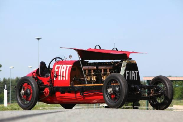 Fiat Mefistofele, el demonio italiano sobre ruedas
