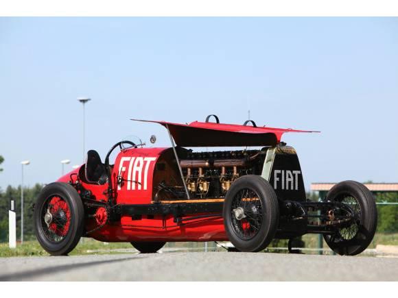Fiat Mefistofele - Auto10