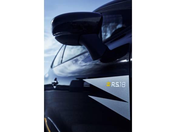 Renault Clio R.S. 18, la unión con la Fórmula 1