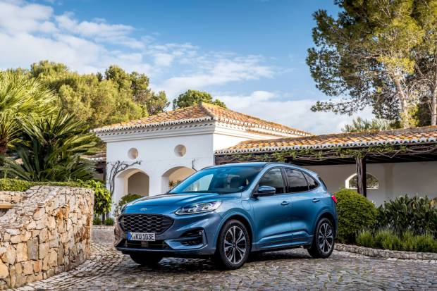 Nuevo Ford Kuga: conoce su gama, precios y nuevas fotos
