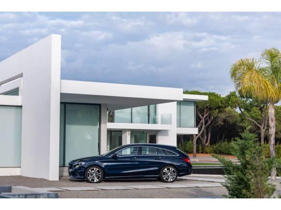 Nuevo Mercedes CLA, renovación leve