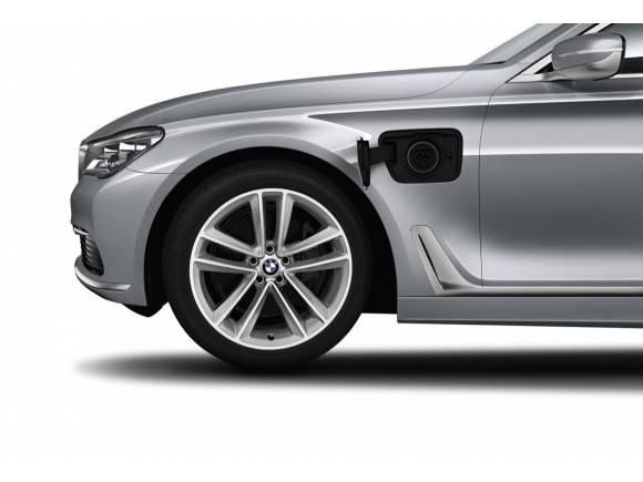 BMW 740e, el híbrido enchufable de la Serie 7