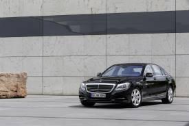 Clase S 500 hybrid: el primer híbrido enchufable de Mercedes ya tiene precio
