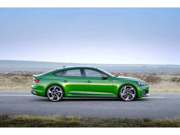 Audi RS 5 Sportback: elegante pero con mucha garra