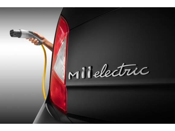 SEAT Mii electric, el primero de muchos eléctricos