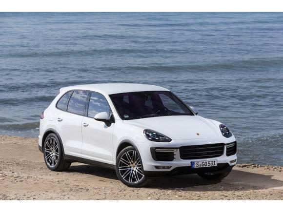Prueba de gama: nuevo Porsche Cayenne 2015