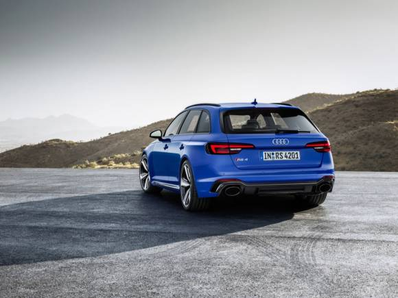 Audi RS 4 Avant: un familiar de altos vuelos