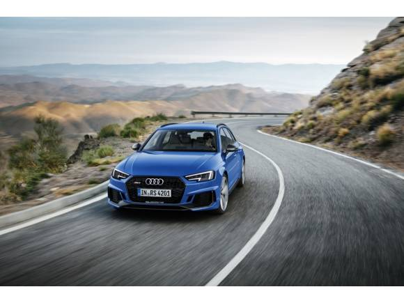 Audi RS 4 Avant: un familiar de altos vuelos