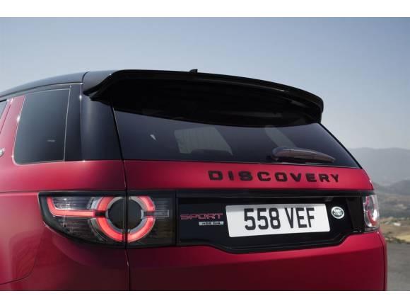 Nuevo Discovery Sport Dynamic con acabado deportivo