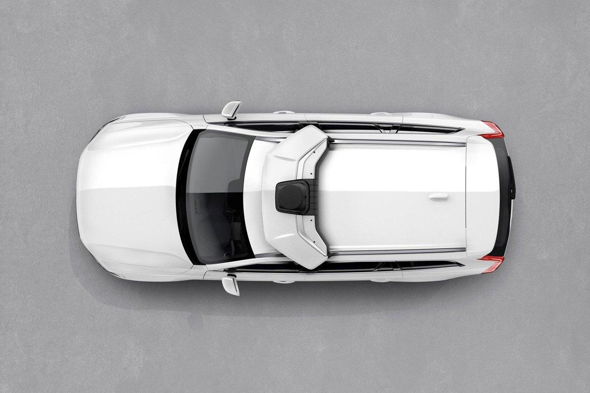Volvo Uber coche autonomo