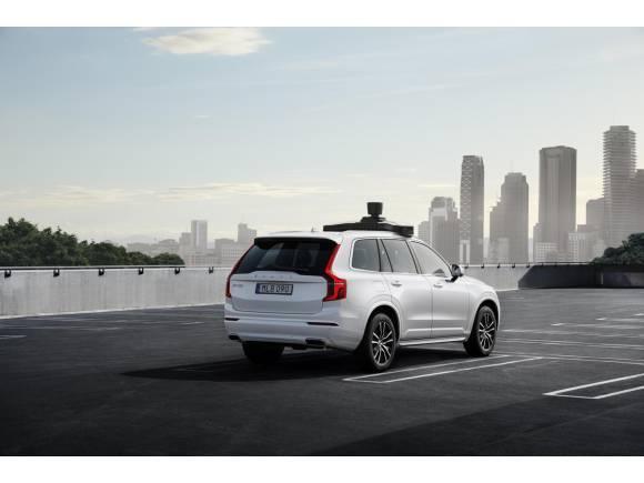 Volvo y Uber ya tienen listo su coche autónomo
