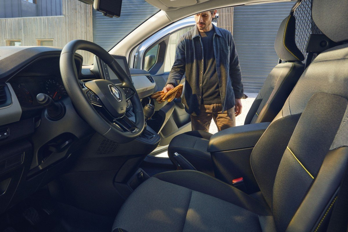 Renault Kangoo Furgón
