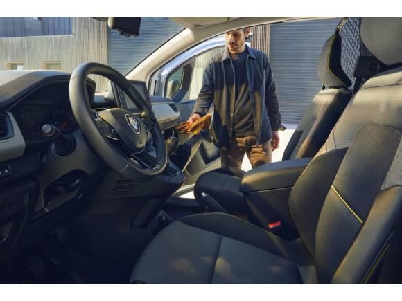 Nuevo Renault Kangoo Furgón: dos carrocerías y una versión eléctrica