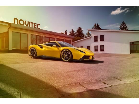 Ferrari 488 GTB by NOVITEC ROSSO: mejor que un Ferrari