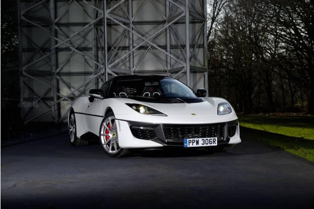 Lotus Evora Sport 410: edición limitada en homenaje al Lotus Esprit S1 de James Bond
