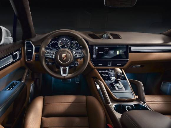 Nuevo Porsche Cayenne Turbo S E-Hybrid