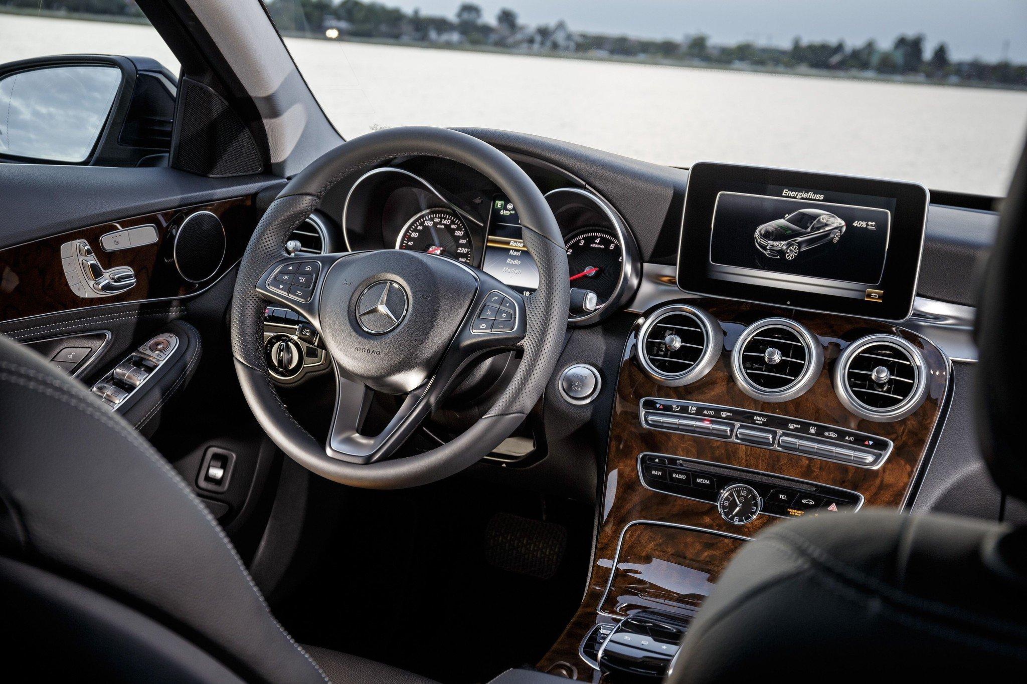 Mercedes Clase C 350 plug-in Hybrid