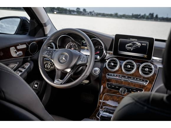 Mercedes Clase C 350 plug-in Hybrid: el segundo híbrido enchufable de Mercedes