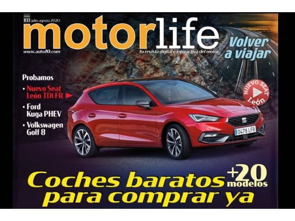 Ya DISPONIBLE Motorlife Magazine Nº 103: Volver a viajar