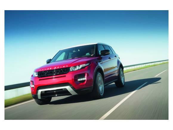 Range Rover Evoque: Ficha ténica y especificaciones
