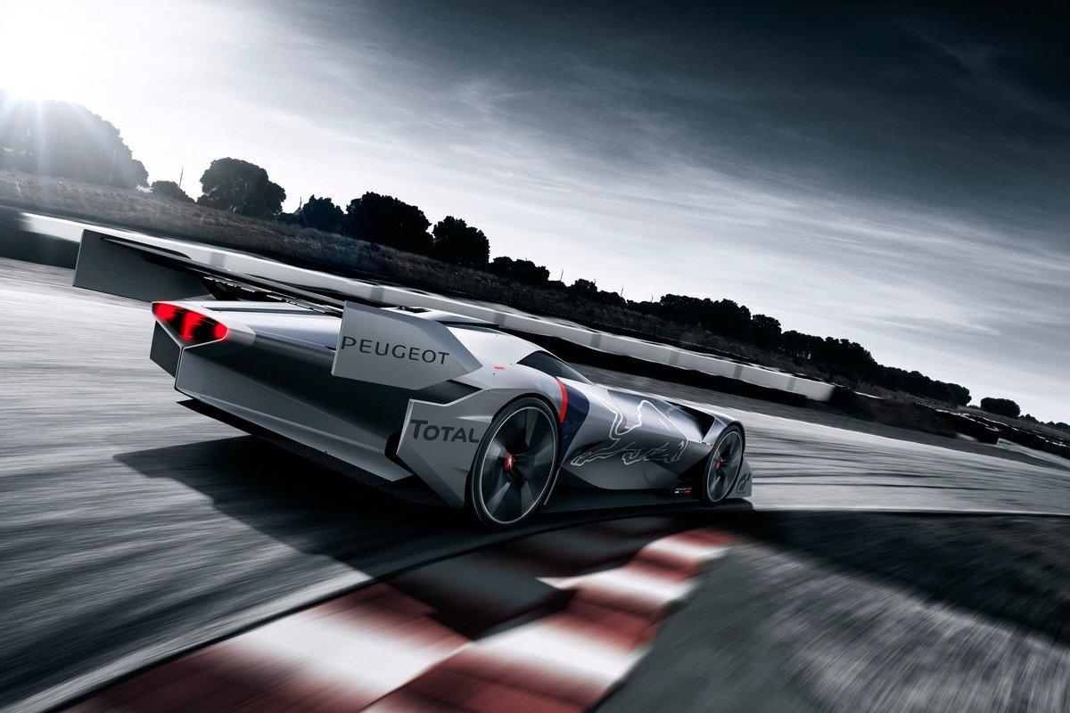 Peugeot L750 R Hybrid Gran Turismo
