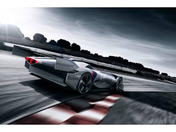 Peugeot L750 R Hybrid Gran Turismo, Peugeot actualiza su prototipo