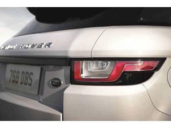 Range Rover Evoque 2015: nuevos motores diésel con menos consumo