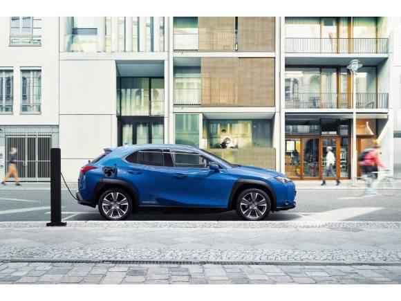 El Lexus UX 300e 100% eléctrico ya tiene precios... en Noruega
