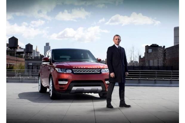 Vídeo: Range Rover Sport y Daniel Craig en Nueva York