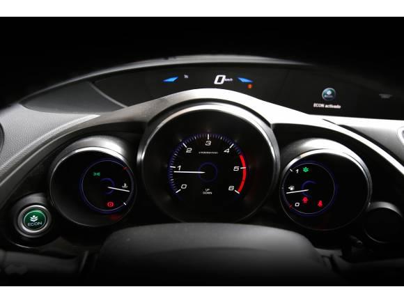 Prueba Honda Civic 1.6 i-DTEC Sport