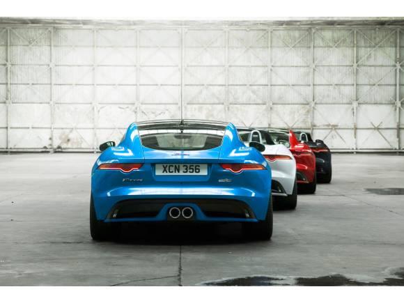 Jaguar F-TYPE British Design Edition, más equipamiento deportivo