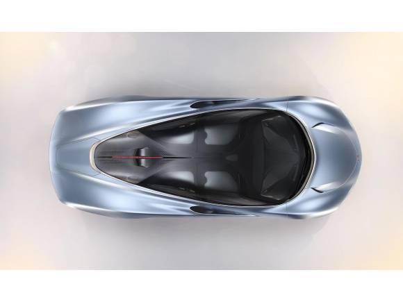 El McLaren Speedtail, nuevo superdeportivo de 400 km/h