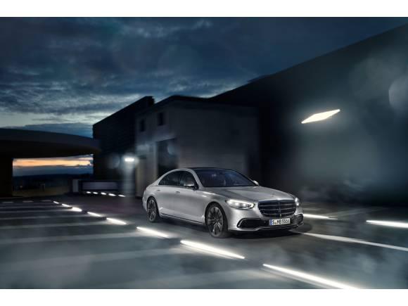 Nuevo Mercedes Clase S: subiendo un peldaño más en el lujo del automóvil