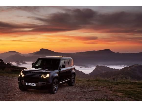 Prueba Land Rover Defender V8: velocidad y todoterreno a partes iguales