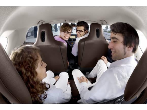 Prueba: Toyota IQ, para gente pudiente