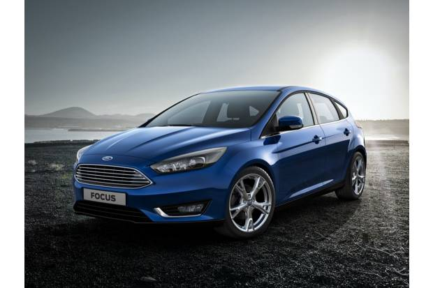 El Nuevo Ford Focus se presenta en Mobile World Congress 2014