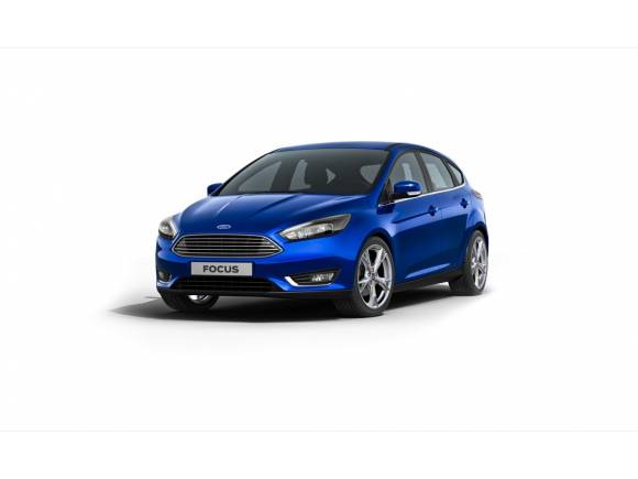 El Nuevo Ford Focus se presenta en Mobile World Congress 2014