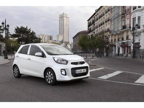 Kia Picanto: un coche urbano muy capaz