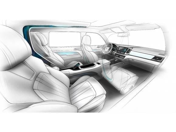Ssangyong presentará el prototipo LIV-2 en el Salón de París 2016