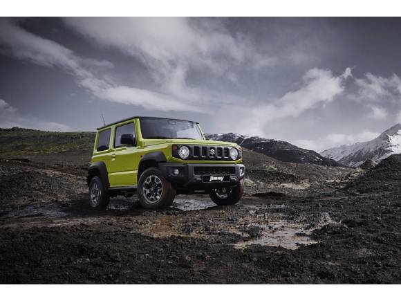 Suzuki cesa la comercialización de su Jimny