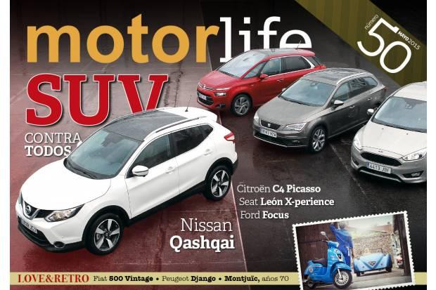 Revista de coches Motorlife Magazine nº 50