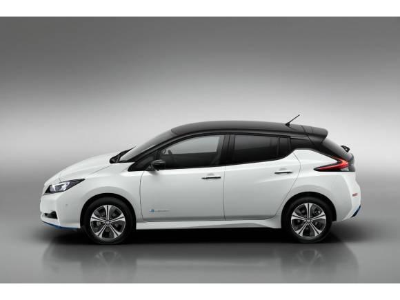 Nuevo Nissan Leaf e+: más potencia y más autonomía
