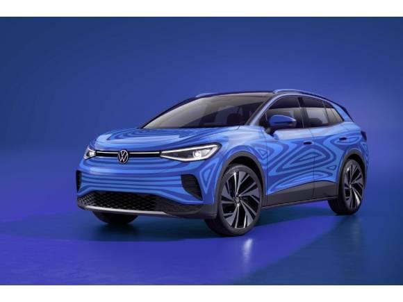 Ya conocemos el Volkswagen ID.4, un SUV eléctrico que toma el testigo del ID.3