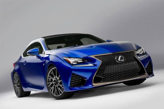 Lexus prepara dos novedades para el Salón del Automóvil de Madrid