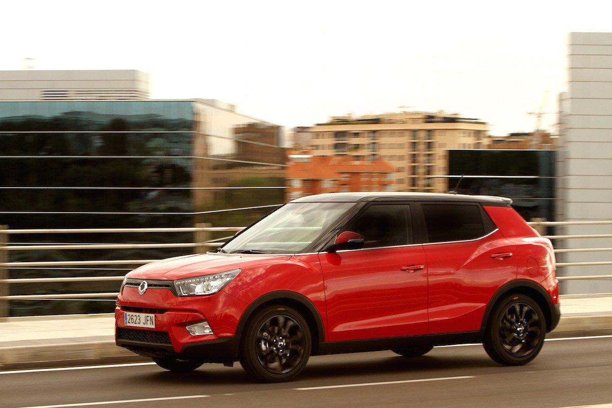 SsangYong Tivoli prueba Auto10