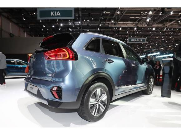 Nuevo Kia Niro 2020, actualizado de diseño y tecnología