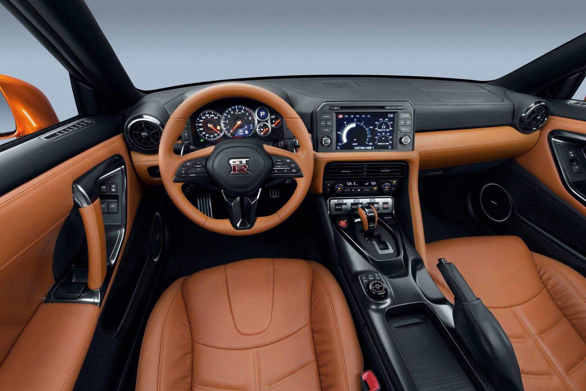Nuevo Nissan GT-R
